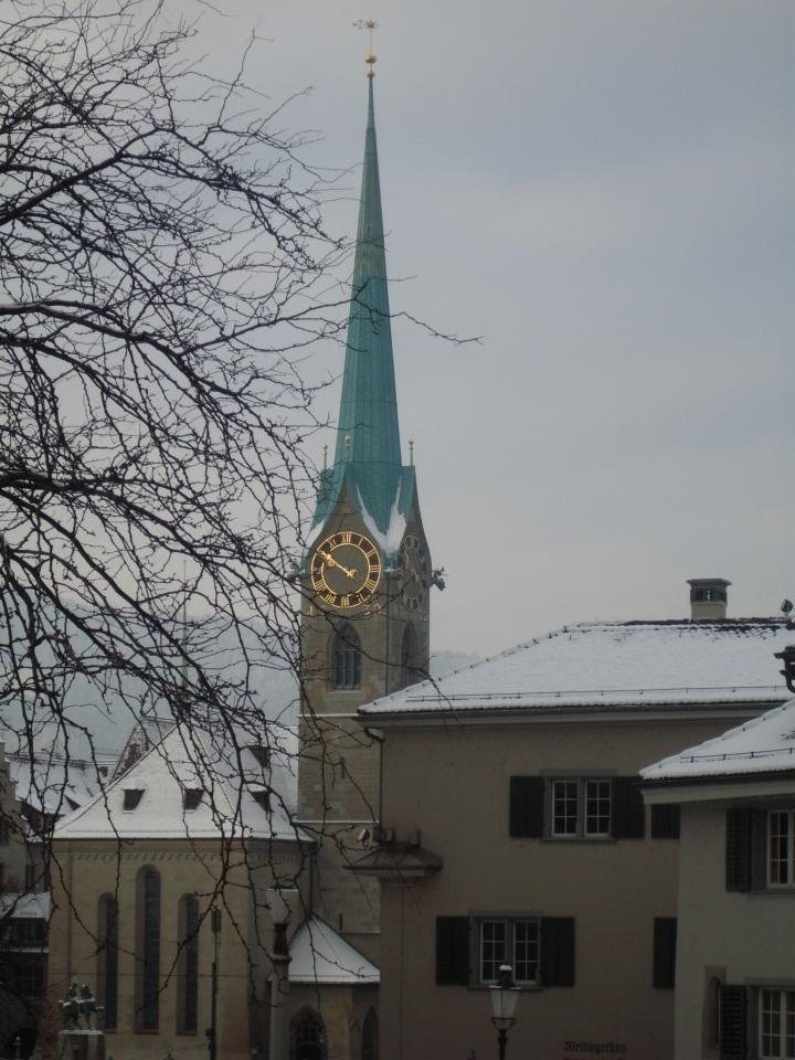 Chiesa di Fraumünster