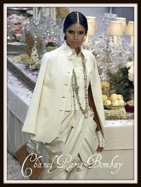 Chanel Paris-Bombay ©Associated Press