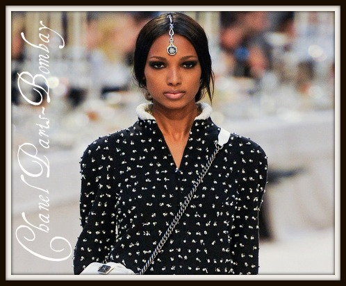 Chanel Paris-Bombay via Vogue.fr