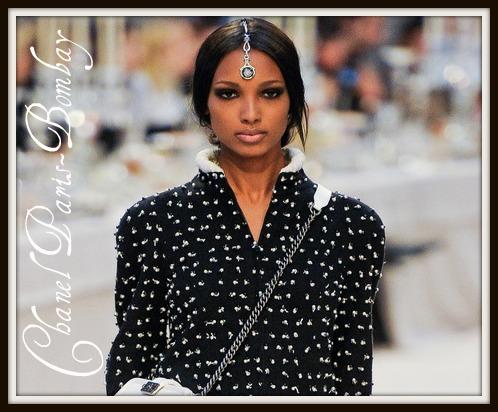 Chanel Paris-Bombay via Vogue.fr