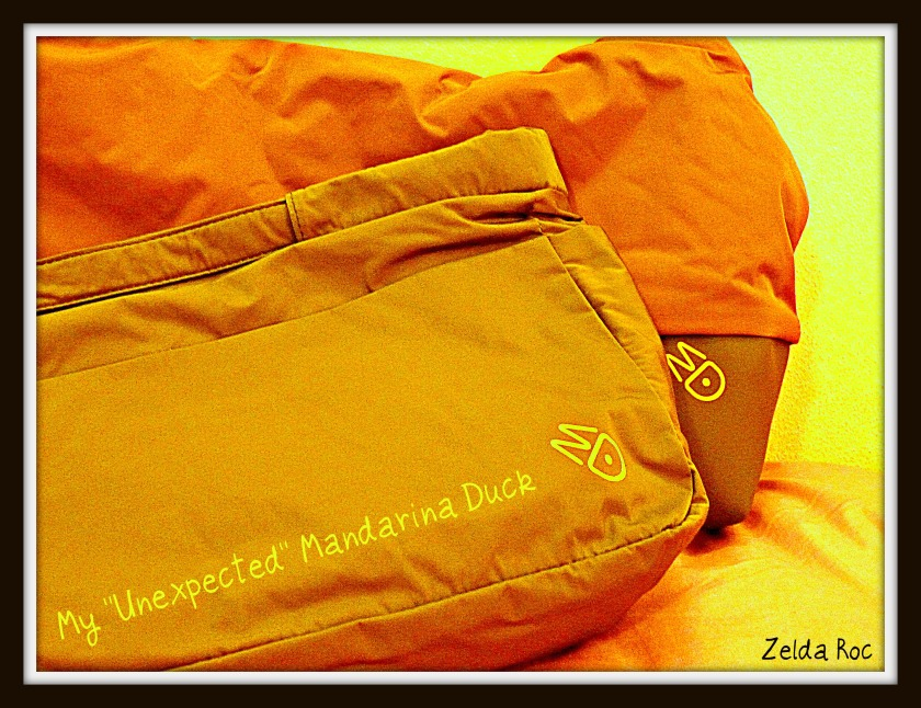 "Mandarina Duck ""Unexpected"""