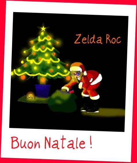 Il Natale di Zelda Roc