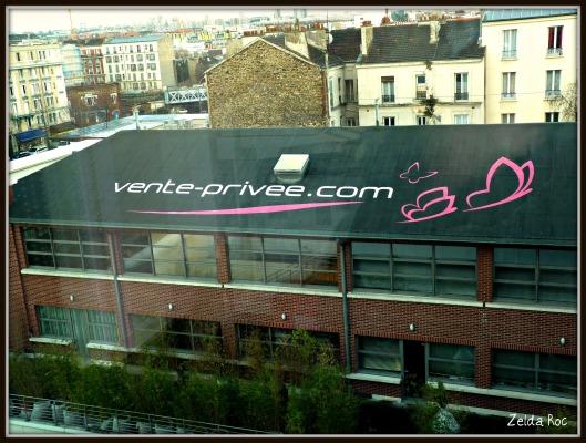 vente-privee.com, La Pleine Saint-Denis, Parigi