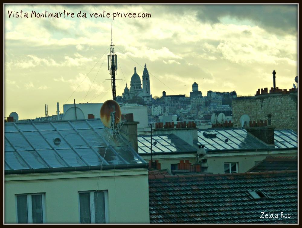 Vista Montmartre da vente-privee.com