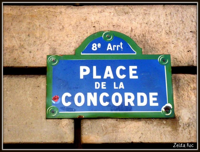 Place de la Concorde, Parigi