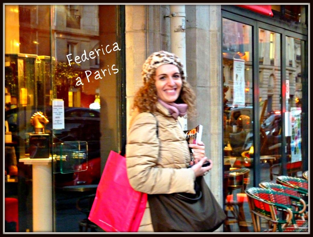 Federica, Pr vente-privee.com Italia