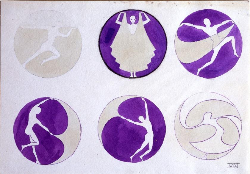 Thayaht - Studio per_logo di Madeleine Vionnet