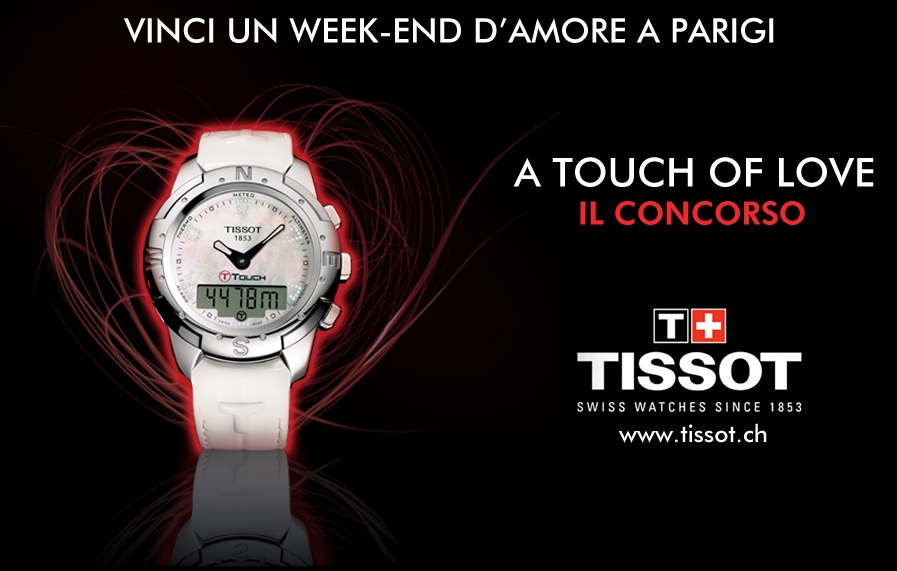 Concorso Tissot - A touch of Love