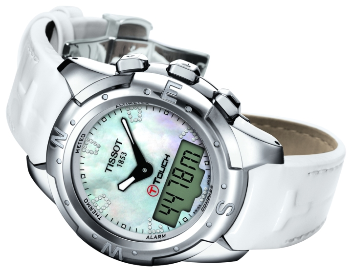 Tissot T-Touch Collection - II Lady Diamonds