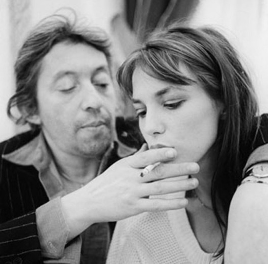 Jane Birkin e Serge Gainsburg